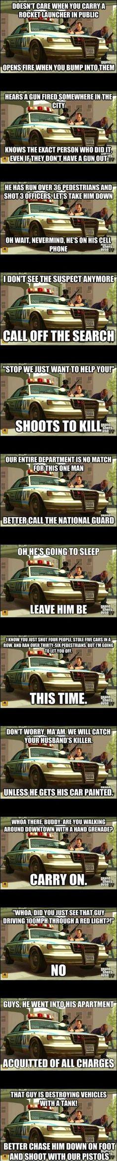 GTA logic.