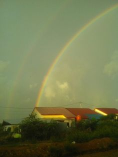 Rainbow in the sky tamiang
