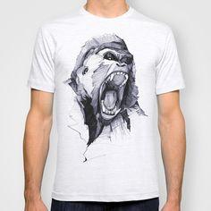 Wild Rage T-shirt by Philipp Zurmöhle