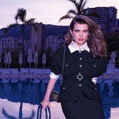 Charlotte Casiraghi, Crash Magazine, Princess Caroline Of Monaco, Chanel Beauty, Royal Red, Chanel Spring, Poses, Grace Kelly, S Pic