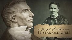 """Did Joseph Smith marry a girl? Discover faith-promoting answers to this """"tough question""""! Joseph Smith History, 14 Year Old Girl, Test Video, Funny Mom Quotes, Single Mom Quotes, Holy Ghost, Girl Humor, Lds, Funny Texts"""