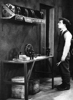 Buster Keaton did a lot of his own editing. I can only imagine all the scenes that never made it into his brilliant films.