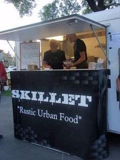 Skillet Urban Rustic Food