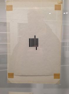 MIT Press logo,Muriel Cooper exhibition, New York (Spin Journal, Tony)www.spin.co.uk