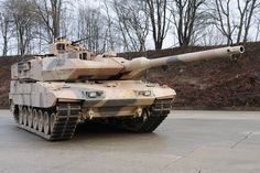 Rocketumblr | Leopard 2A7 +
