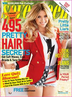 People Seventen Magazine cover, 2013 issue. To contact TWX Magazine Customer Service by Phone about your People Seventeen magazine subscription: 1- (877) 463-3032