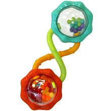 """Bright Starts Rattle & Shake Barbell -  Bright Starts - Toys""""R""""Us"""