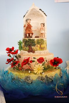 Campionato Italiano Cake Design FIP 2014 | by International Federation Pastry