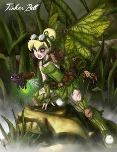 Twisted Fairies TinkerBell