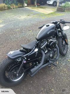 Harley Davidson XL883n Iron 2014 | Trade Me