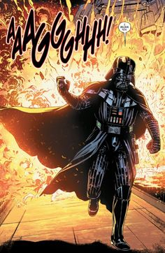Vader Star Wars, Star Wars Art, Darth Vader, Star Wars Pictures, Star Wars Images, Star Wars Comics, Batman Vs Superman, Star Wars Characters, Far Away