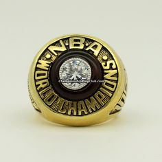 1982 Los Angeles Lakers NBA World Championship Ring.Best gift from www.championshipringclub.com for  Lakers fans. Custom your own  championship ring now!