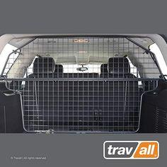 AUDI Q7 4X4 Rear Headrest Wire Mesh Dog Guard Divider Barrier