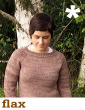 Flax by Tin Can Knits