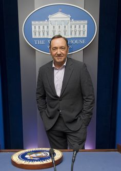 Chasing Kevin Spacey