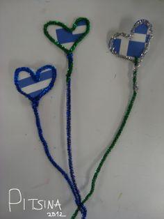 Spring Crafts, School, Google