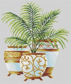 Cross Stitch Tree, Cross Stitch Flowers, Cross Stitch Charts, Cross Stitch Patterns, Cross Stitching, Cross Stitch Embroidery, Bobble Crochet, Flower Painting Canvas, Christmas Cross