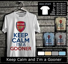 Kaos Arsenal FootBall Club | Kaos The Gooners Mania 3