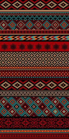 Tribal Pattern Art, Textile Pattern Design, Tribal Art, Textile Patterns, Aztec Pattern Wallpaper, Graffiti Wallpaper, Graphic Wallpaper, Flower Phone Wallpaper, Cellphone Wallpaper