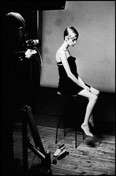 photo session by Twiggy Model., via Flickr