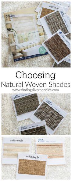 Choosing Natural Woven Shades