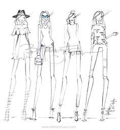 Brittany Fuson: Sketches