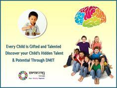 Identify Inborn Strengths of Your Child through DMIT Test