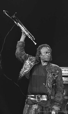 "The Uniquely One and Only ""Prince of Darkness"" A. K. A. MR. MILES DAVIS"