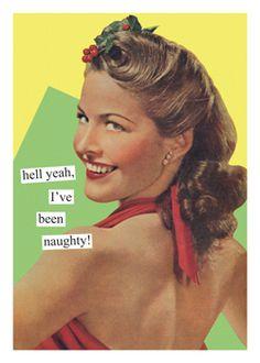 hell yeah, I've been naughty ;)