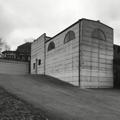 Haus Wegmann, Winterthur, Peter Märkli Winterthur, Interesting Buildings, Architecture, Concrete, Construction, Exterior, Facades, Thesis, Places