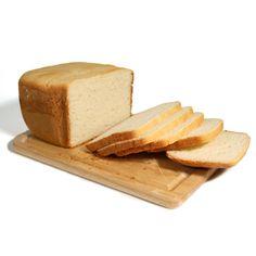 Machine Baked Gluten Free White Bread 2