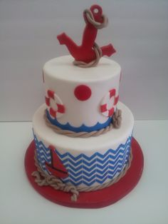 antique nautical baby shower | admin, Author at Cakes by Ruthie - Cakes for Special Occasions | Page ...
