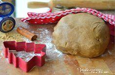 Pasta frolla cannella e zenzero ricetta base dolce profumata e speziata ,ideale per preparare i biscotti di Natale,ed è buonissima