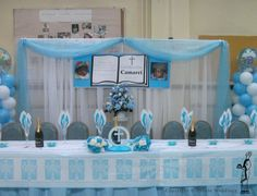 baptism party ideas - Bing Images