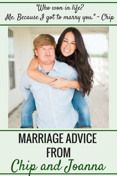 How cute are Chip and Joanna Gaines? They have arguably the strongest marriage…