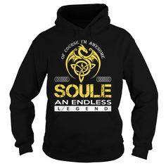 SOULE An Endless Legend (Dragon) - Last Name, Surname T-Shirt