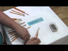 dDIY: Lace Lessons: Lesson 3 (The Whole Stitch) - YouTube