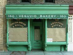 Vesuvio Bakery - New York Store Front *Sculpture* by Randy Hage. amazing! (http://fineartamerica.com/profiles/randy-hage.html)
