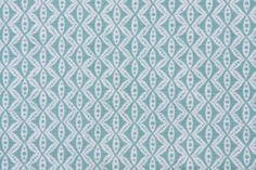 Robert Allen Hand Motif Printed Cotton Drapery Fabric in Pool $11.95 per yard