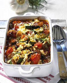 Unser beliebtes Rezept für Gratiniertes Ratatouille-Gemüse und mehr als 55.000 weitere kostenlose Rezepte auf LECKER.de.