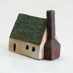 Hiroko Kitahara · Home (167) - Blue Green Roof