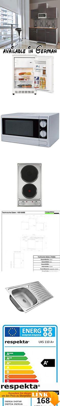 B00FIMB8J2  respekta Küchenblock 150 cm weiß grau mit APL Butcher - küchenblock 260 cm
