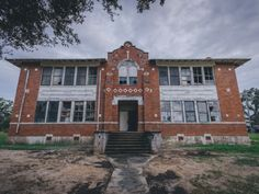 Old Weirsdale Elementary School School's Out Forever, Old Bricks, Our Town, State Of Florida, Drawing Poses, Abandoned Places, Elementary Schools, Old Things, United States