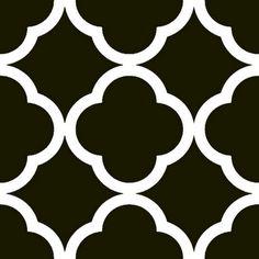 quatrafoil pattern!