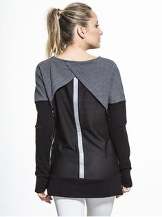 Crossback Sweatshirt
