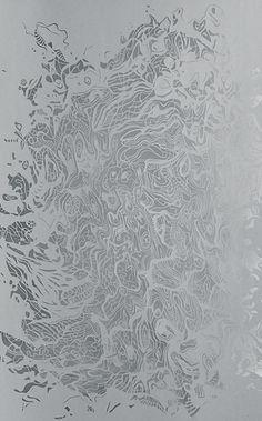 Rogan Brown | Flotsam | handcut paper