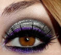 Bows and Curtseys...Mad About Makeup: Intergalactic Holiday