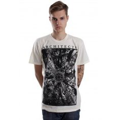 Architects - Compass Natural - T-Shirt Merch Store - Impericon.com UK
