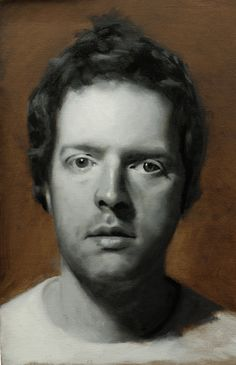 how to paint a portrait in oils