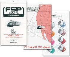 FSPロサンゼルスシリーズ リーフレット